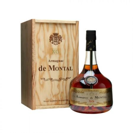 Armagnac De Montal vintage anii 1966-1997