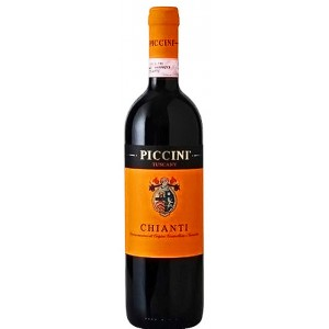 Piccini Chianti Orange Bordolesse