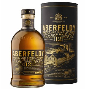 Aberfeldy 12 YO Single Malt Scotch