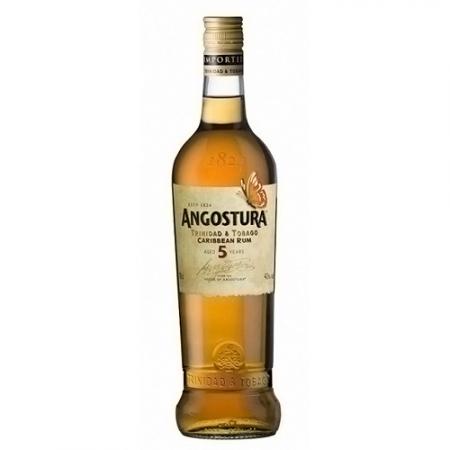 ANGOSTURA 5 years