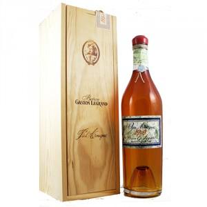 Armagnac BARON GASTON LEGRAND vintage anii 1962-1998