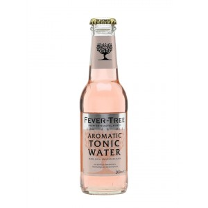 APA TONICA FEVER TREE AROMATIC PACHET 24 X 200 ML