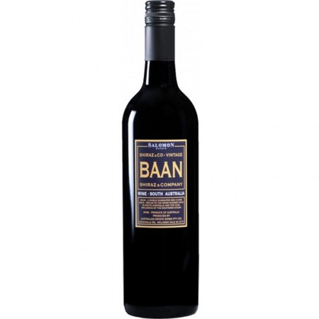 Salomon Baan Shiraz