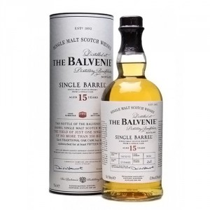 Balvenie 15 ani Single Barrel