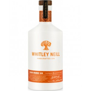 Whitley Neill Bloodorange gin