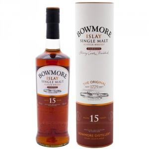 Bowmore 15 ani