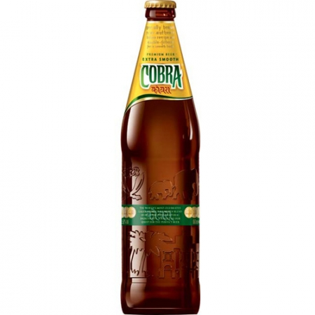 Cobra 6 sticle x 0.66 L
