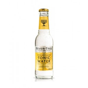 Apa tonica Fever Tree Indian pachet 24 X 200 ml