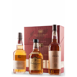 CLASSIC MALTS GENTLE COFFRET 3 X 200 ml