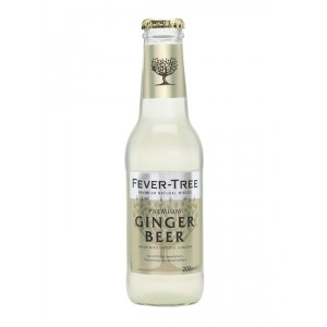 GINGER BEER FEVER TREE PACHET 24 X 200 ML