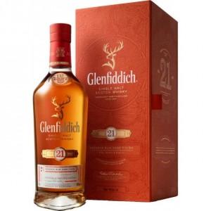 Glenfiddich 21 ani