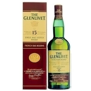 GLENLIVET 15YO