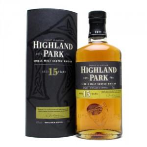 Highland Park 15 y