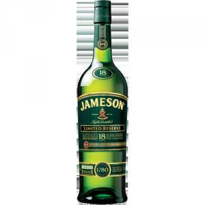 Jameson 18 ani
