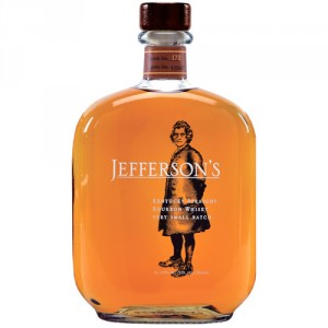 Jefferson's Straight Bourbon