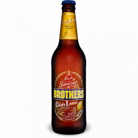 12 st X Brothers Lemon Cider 0.5 L