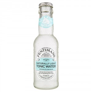 APA TONICA FEVER TREE LIGHT TONIC 24 X 200 ML