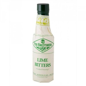 FEE BROTHERS LIME BITTER 0.15 L