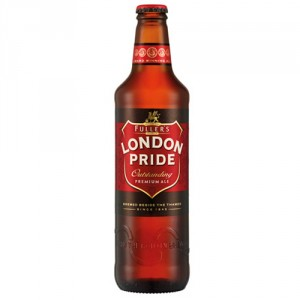 Fullers London Pride 8 sticle x 0.5 L