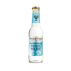 APA TONICA FEVER TREE MEDITERRANEAN PACHET 24 X 200 ML