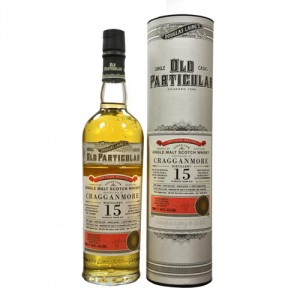 Cragganmore 15 ani Old Particular