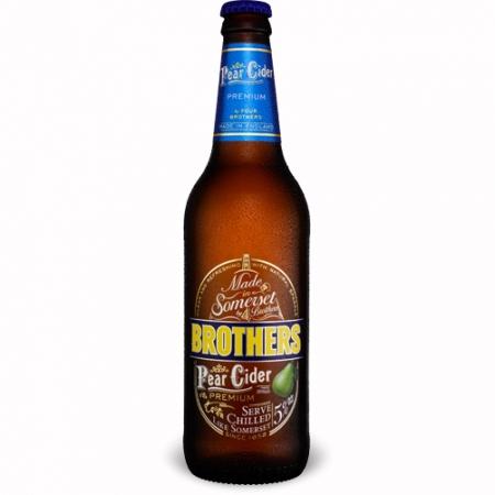 12 st X Brothers Pear Cider 0.5 L