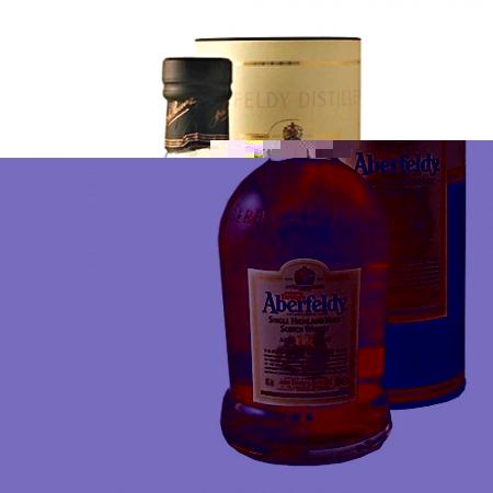 Aberfeldy 12 YO Single Malt Scotch