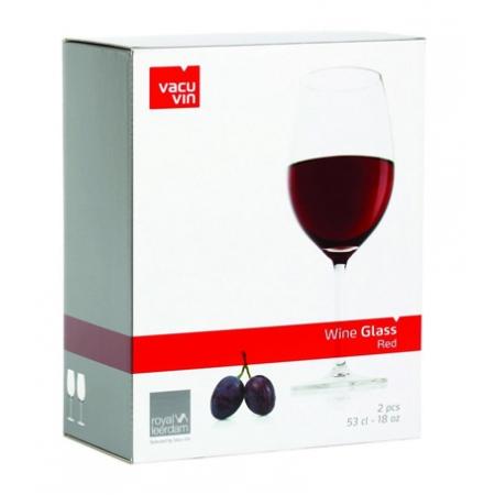 Set 2 pahare vin roșu