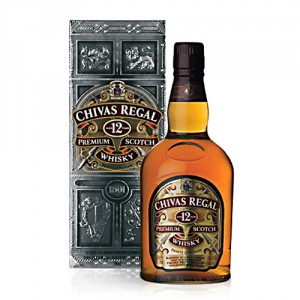 CHIVAS REGAL 12 ANI 1 L