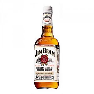 JIM BEAM WHITE 0.70L