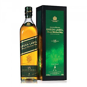 JOHNNIE WALKER GREEN  15 YO 0.70L