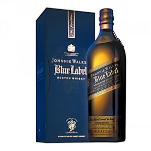 JOHNNIE WALKER BLUE LABEL 0.70L