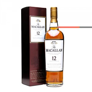 Macallan 12 ani Sherry Oak Cask