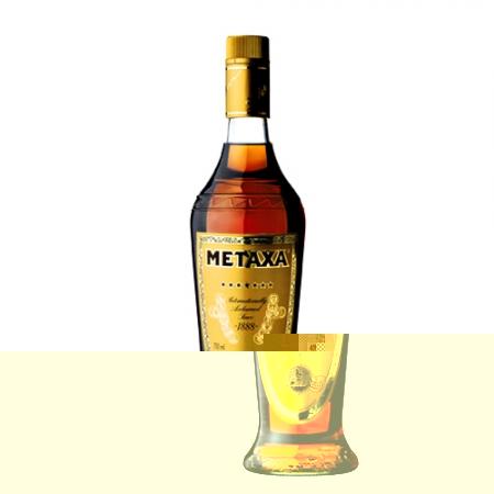 Metaxa 7* 1L