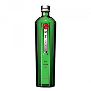 TANQUERAY 10 DRY GIN 0.70L