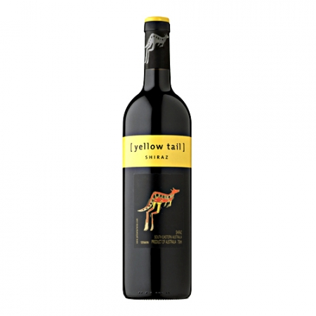 YELOW TAIL SHIRAZ