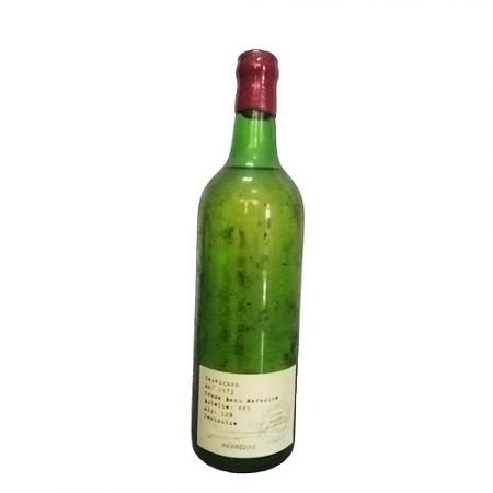 Sauvignon Blanc Crama Banu Maracine 1973