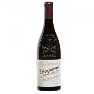 Chateauneuf du Pape Telegramme Rouge