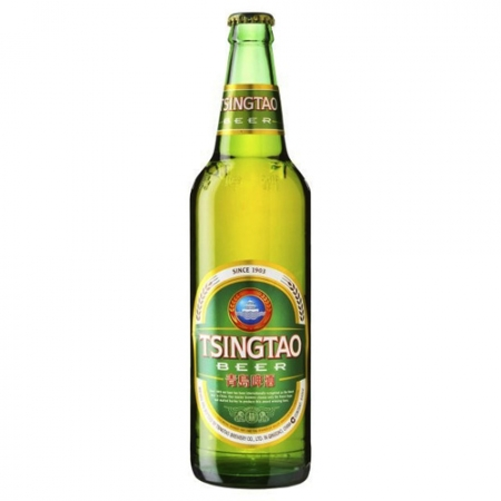 Tsingtao 6 sticle x 0.64 L
