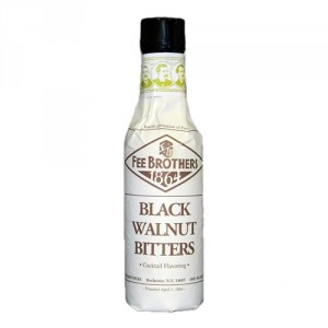 Fee Brothers Black Walnut bitter 150 ml