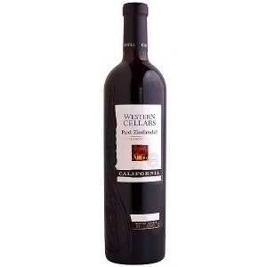 WESTERN CELLARS RED ZINFANDEL