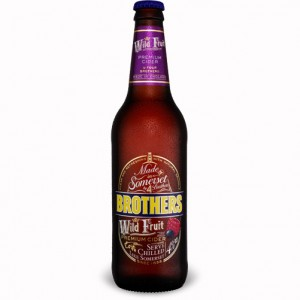 12 st X Brothers Wild Fruit Cider 0.5 L
