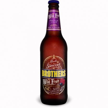 12 st X Brothers Wild Fruit Cider 0.5 L